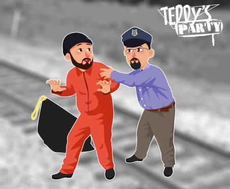 The Prisoner and Officer Delacroix